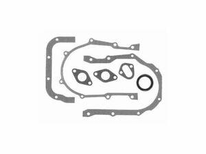 For 1958 Edsel Bermuda Timing Cover Gasket Set 46292QB 5.9L V8