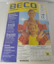 BECO Schwimmflügel -hilfe Größe 1 für Jugendliche 30-60 Kg NEU OVP