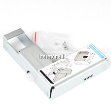 """New 9w8c4  2.5"""" to 3.5"""" Adapter SAS/SATA Tray Caddy for dell F238F KG1CH 651314"""