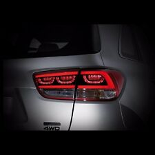 Genuine LED Tail Lights Tail Rear Lamps Assy For KIA All New Sorento 2016+