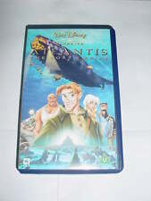 Atlantis – The Lost Empire - Walt Disney Classics – VHS      New £14.99 Free P&P