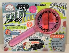 DRUNK ELEPHANT AGENT ELLIE KIT DETECTIVE GAME GIFT SET~NIB~FRESH~FAST SHIPPING