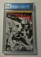 All-Star Batman & Robin #6 CGC 9.8 RRP Promotional Jim Lee Sketch Cover Variant