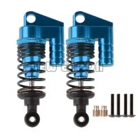 BLUE Double Suspension Shocks Absorber 102004 68MM For RC 1/10 On-Road Drift car