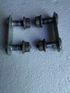 99 00 01 02 03 04 05 06 07 Chevy Silverado GMC Sierra rear bumper bolts OEM