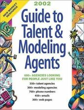 Guide to Talent & Modeling Agents: The Best Source for Reaching 1000+-ExLibrary