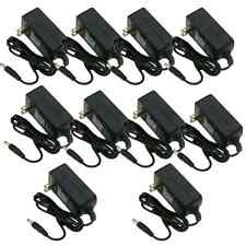 10 X 12V 1A AC ADAPTER POWER SUPPLY for CCTV CAMERA
