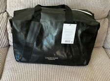 CALVIN KLEIN Large BLACK  Weekend / Travel / Gym / Holdall / Cabin Bag,BNWT