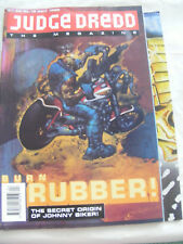 Judge Dredd Megazine Volume 1 Issue 19 -April 1992 - 2000AD
