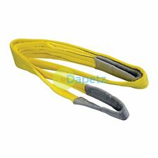 Cargo Sling 3 Tonne 2M Heavy Duty Strong Lifting Crane Strap Chemical Resistant