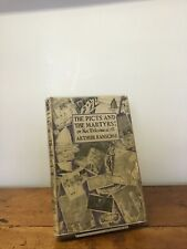 1944 The Picts & The Martyrs BY A.Ransome RARE with JACKET