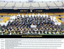 2010 PITTSBURGH STEELERS 8X10 TEAM PHOTO NFL FOOTBALL PICTURE