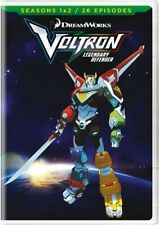 Voltron Legendary Defender Tv Series Complete Seasons 1 + 2 New Sealed Dvd