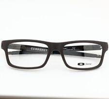 New Eyeglasses Eyewears RX Glasses Fashion CURRENCY Frames Flint OX8026-0254