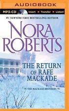 The MacKade Brothers: The Return of Rafe MacKade 1 by Nora Roberts (2014, MP3...