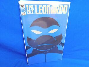 TMNT BEST OF LEONARDO (IDW PUBLISHING) VF/NM