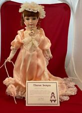 Porcelain Doll designed by Artist Paul for Alberon, Edwardian, 45 cm (18 inches)