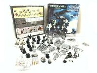 Warhammer 40K SPACE ORK Force Huge Lot 42 Figures Xtras Painted Decals & Bits