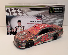 NEW NASCAR 2018 ERIK JONES  #20 DAYTONA RACE WIN BUYATOYOTA.COM 1/24 CAR