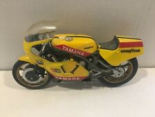 Vintage 1:12 Scale Yamaha motogp GP Racer Model #1