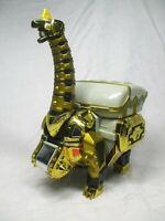 Power Rangers Dino Thunder BRACHIO ZORD ABARANGER Bandai Brachiosaurus