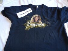 The Beyonce Experience Concert World Tour 2007 Shirt Adult Large Vintage