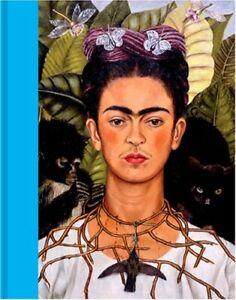 FRIDA KAHLO - WALKER ART CENTRE, MINNEAPOLIS - OUTSTANDING BOOK