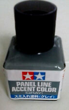 TAMIYA PANEL LINE ACCENT COLOR GRAY GRIGIO  40 ml   ART 87133