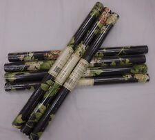Trailing Floral Peach White Pink Wallpaper #NH6060 (Lot of 7 Double Rolls)