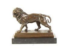 scultura bronzo aumentando Lion nuovo 9973242-dsp