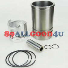 Piston Kit 8N3182 & Cylinder Liner 0R1692 For Caterpillar CAT 3304 3306 Engine