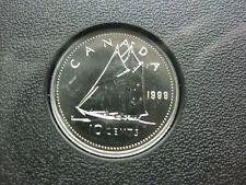 1999 Canadian Specimen Dime ($0.10)
