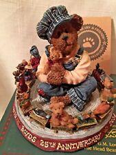 Boyds Bears Choo-Choo Mcbear & Still Chugging~Train #227814 *New*