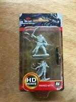 Elf Ranger (Male) - D&D - Wizkids Deep Cuts Miniatures