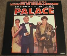 PALACE (Michel Legrand) original near mint France stereo lp (1985)