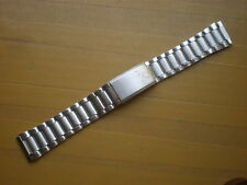 aftermarket SWISS ENICAR stainless steel Watch Wristwatch Band