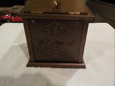 ORIGINAL National Cash Register Receipt Box Restored NCR