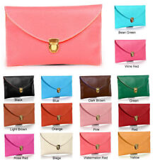 Zip Patternless Purses with Adjustable Strap Handbags