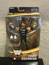 Mattel WWE Legends Elite Collection Eddie Guererro Action Figure