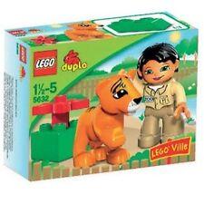 5632 ANIMAL CARE sealed LEGO duplo NEW city town set legos DUPLOS tiger cub