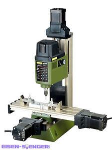 PROXXON 27112 MICRO-Fräse MF 70/CNC-ready