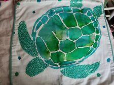"Pottery Barn Sea Creature Pillow Cover Nwt Pb Teen 16 × 16"""