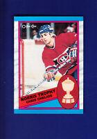 Chris Chelios Norris HOF 1989-90 O-PEE-CHEE OPC Hockey #323 (MINT) Canadiens