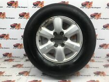 Toyota Hilux 17 inch Invincible Alloy wheel with 265 65 17 tyre 2006-2015