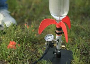 Stratolauncher IV Water Rocket - up to 350 feet! / Easy to use / Freeship