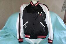 Coach Disney Mickey Reversible Varsity Jacket Womens Xs