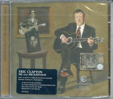Eric Clapton. Me and Mr Johnson (2004) CD NUOVO SIGILLATO Little Queen Of Spades