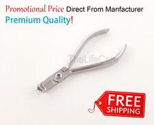 Angled Hook Crimping Pliers Dental Crimpable Ball Hooks Plier Dental Orthodontic