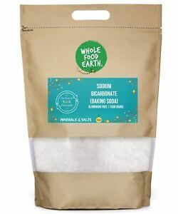 Sodium Bicarbonate (Baking Soda) | Aluminium Free | Food Grade