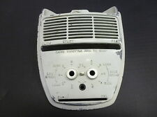 1968 CLINTON J9-1000 5HP CONTROL PANEL FACEPLATE COVER OUTBOARD BOAT MOTOR